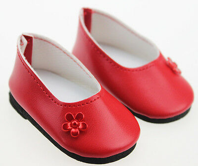 Hot sell fashion gift shoes for 18inch American girl doll party