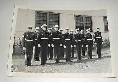 Vintage Photo Of 12 U.s. Navy Officers.... #is This You?
