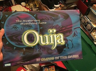 Ouija Board - Glow in the Dark - Parker Brothers - New Factory Sealed Board Game
