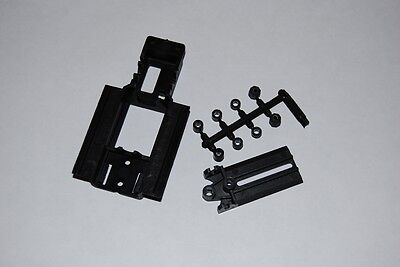 PCS 32 SLOTCAR CHASSIS adjustable x 3 chassis!!