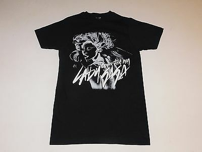 Lady Gaga - Born This Way Collectible Music Apparel Size Unisex Small UNWORN!