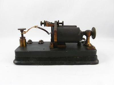 Antique Unidentified Morse Code Telegraph Sounder Relay