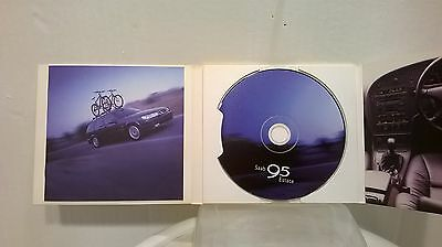 Saab Scania Saab 95 Estate CD Rom 1999 Image Gallery Brochure Kids Games C Pics