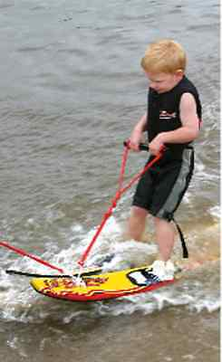 water skis  kids RM trainers lil champs