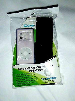 Icover Lilac silicone case for ipod nano 2nd gen with Armband UK
