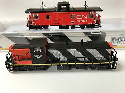 N GMD-1 (DC) and PSC Van Canadian National CN