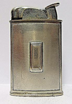 Vintage Evans Lighter, Satin Finish, Made In USA, Working Condition