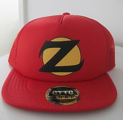 Son Of Zorn Fox Official Tv Promo Red Baseball Cap Hat Medium Jason Sudeikis