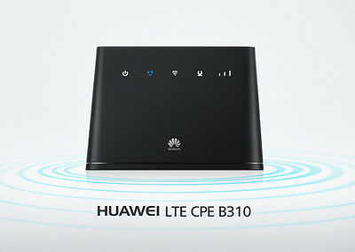 ROUTER 4G LTE HUAWEI B310s - 22 - LIBRE