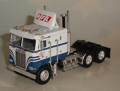 "Dcp ""rfl""  K100 Cab Only 1/64 Die Cast 33490"