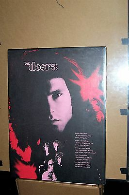 """The Doors Poster / I'M The Freedom Man / 17x23"""" / Extremely Rare"""