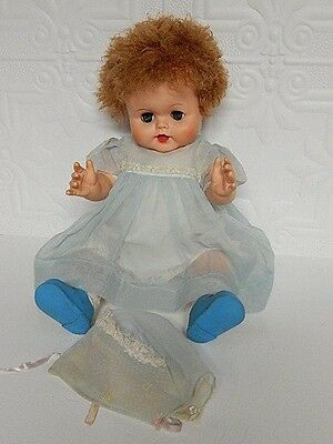 "Vintage American Character Toodles Doll Jointed Poseable 20"" Tall"