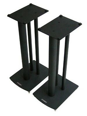 Mission Stancette  Speaker Stands  Black