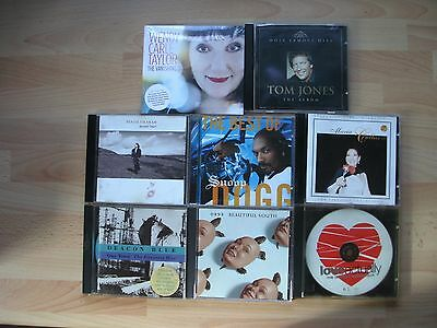 * Job Lot Of  Assorted Cd Albums  -   To Clear !!!!