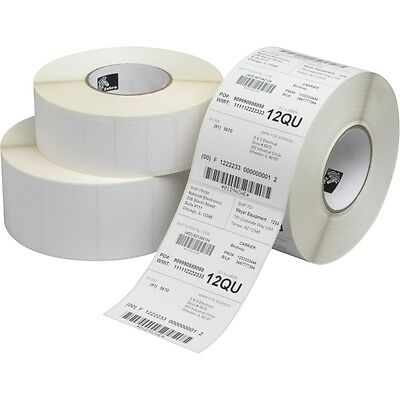Zebra Z-Select 4000D 2.25x1.25in Direct Thermal Label - 2100/Roll x 12