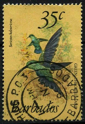 Barbados 1979-83 SG#631, 35c Birds Definitive Used #D43120