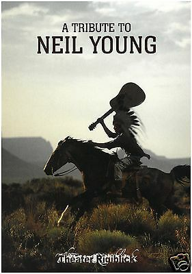 A Tribute To Neil Young - 2015/16 - Thater Rigiblick - Zürich