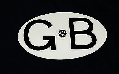 A Pristine Condition GB National Badge