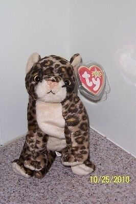 SNEAKY Ty Beanie Baby MINT WITH MINT TAGS
