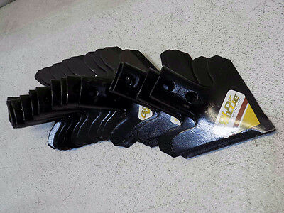 Lot of 15 Gold Value 7.5 in Field Cultivator Sweep 84257950