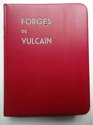 Catalogue Forges de Vulcain 1961 Machines Outils