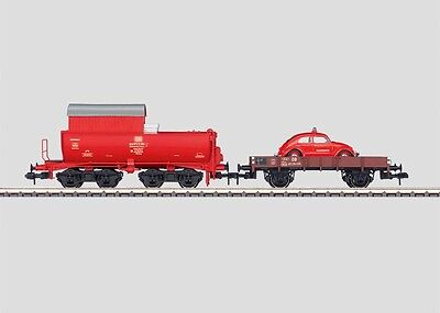 58216 MARKLIN SCALE 1 Fire Department water tank car set  INSIDER EDITION 2005