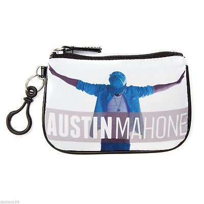 New with tags Austin Mahone Girls Coin Purse Claire's store