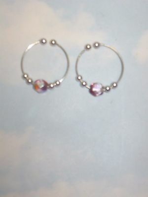 The  Fantasy Of Colors  Non Piercing Nipple Ring Jewelry