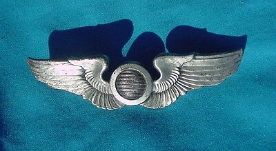 """Us Army Air Forces 3"""" Observer Wing"""