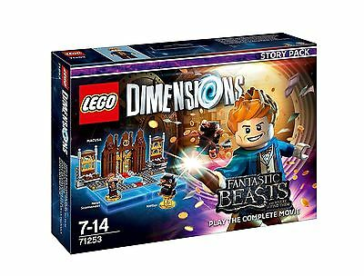 Lego Dimensions Fantastic Beasts Story Pack 71253 New and Sealed