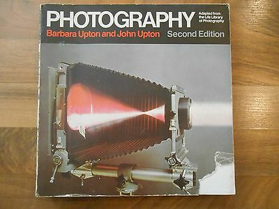 Old Vintage Book 1981 Photography Barbara John Upton Second Edition Life Library