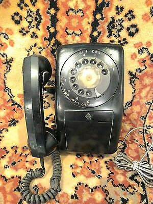 Auto Electric Wall Phone