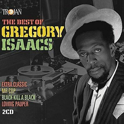 Gregory Isaacs Best Of Trojan 2 X Cd New Sealed 2017