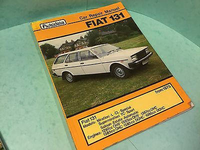 autodata fiat 131 from 1975 mirafiori all cars average condition