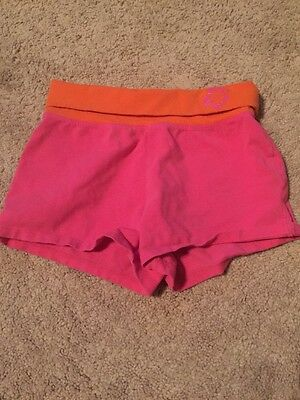 Girls Children's Place Shorts Size 7/8 Pink And Orange