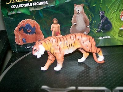 Disney Jungle Book Pvc Collectible Figure  Shere Khan From  New Movie