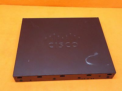 Cisco 1921 Integrated Services Router - 2 Integrated 10/100/1000 Ethernet Ports