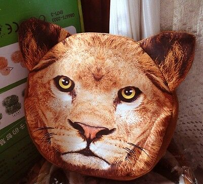 3D photo Dome Animal Lion  Bag Baby Boy Girl Backpack