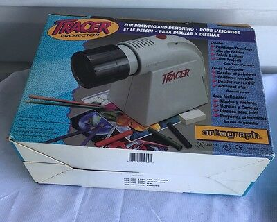 REDUCED !Artograph Tracer Image Art Projector Drawing Design Enlarger #225-360