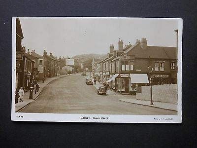 "Yorkshire ""Armley Town Street"" Real Photographic Postcard unposted"