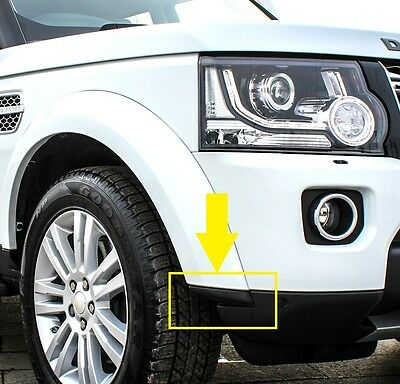 Genuine Front Wheel Arch Cap / Foot RH for Land Rover Discovery 4 LR010633 O/S