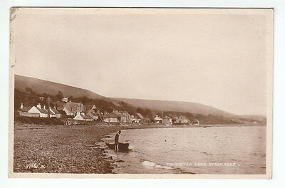 Cairnryan Village Stranraer Wigtown 1926 Real Photograph Valentines 99061 Old PC