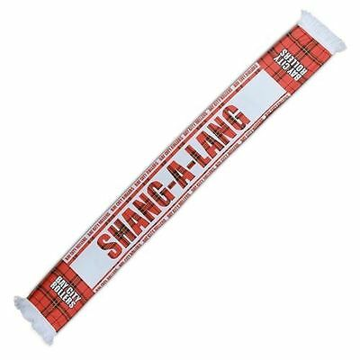 Les Mckeown Bay City Rollers Brand New Coloured Official Shang A Lang Scarf
