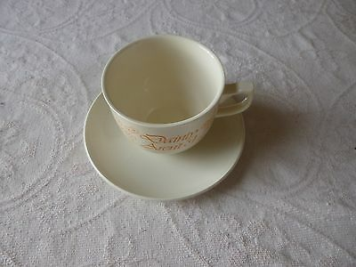 Enormous Cup and Saucer (1980s)