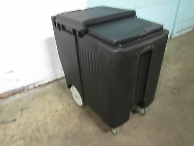 """""""cambro-Ics175Tb"""" Commercial H.d. Polyethylene Ice Caddy/cold Food Carrier"""