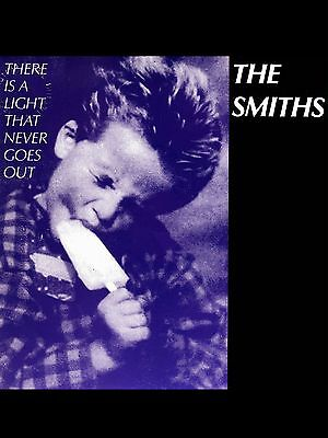 """The Smiths THERE IS A LIGHT 16"""" x 12"""" Photo Repro Promo  Poster"""