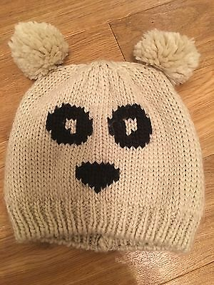 Kids Teddy Hat Age 8 To 12