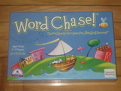 Word Chase From Beyond Learning EUC Reading Game