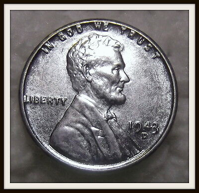 1943-D 1C Lincoln Cent