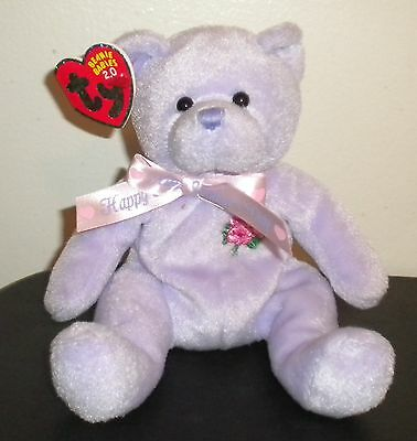 New Nwt Ty Beanie Babies 2.0 Love To Mom Mothers Day Bear